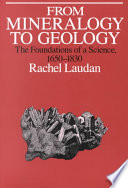 from mineralogy to geology