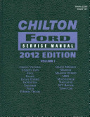 chilton-2012-ford-service-manuals