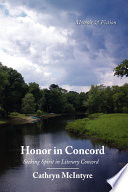 Honor in Concord