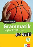 Klett Grammatik Im Griff Englisch 7  8  Klasse