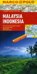 Malaysia  Indonesia Map