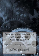 Sharepoint Records Management and Metadata
