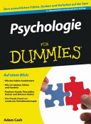 Psychologie f  r Dummies