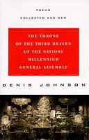 The Throne Of The Third Heaven Of The Nations Millennium General Assembly : four previous books of poetry plus a...