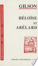 illustration du livre Héloïse et Abélard