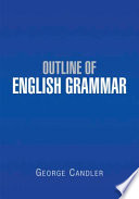 Outline of English Grammar