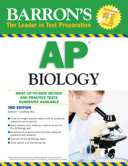 Barron s AP Biology For The Advanced Placement Exam
