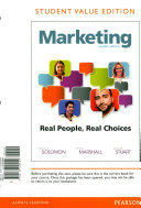Marketing: Real People, Real Choices, Student Value Edition Plus Mymarketinglab with Pearson Etext -- Access Card Package