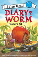 Diary Of A Worm Teacher S Pet