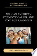 African American Students Career And College Readiness
