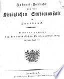 Jahresbericht von der königlichen Studienanstalt zu Innsbruck