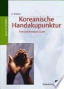 Koreanische Handakupunktur