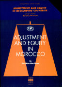 Adjustment and Equity in Morocco