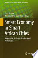Smart Economy In Smart African Cities
