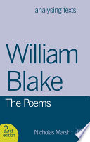William Blake  The Poems