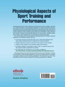 Physiological Aspects of Sport Training and Performance-2nd Edition