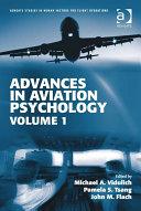 Book Advances in Aviation Psychology
