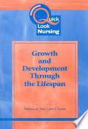 Human Growth and Development Through the Lifespan