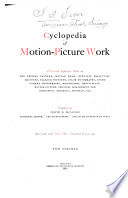 Cyclopedia of motion picture work
