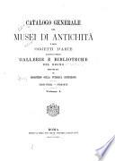 Regio Museo di Torino ordinato e descritto da A  Fabretti  F  Rossi e R V  Lanzone