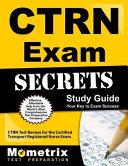 CTRN Exam Secrets