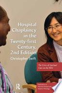 Hospital Chaplaincy in the Twenty first Century