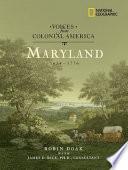 Maryland  1634 1776
