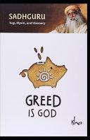 Greed Is God Book PDF