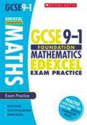 Maths Foundation Exam Practice Book for Edexcel