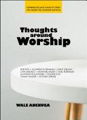 Thoughts Around Worship