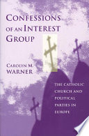 Confessions of an Interest Group