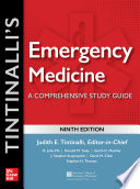 Tintinalli S Emergency Medicine A Comprehensive Study Guide 9th Edition