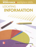 Workplace Skills  Locating Information  Student Workbook