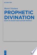 Prophetic Divination