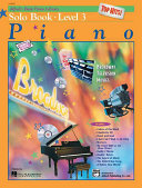 Alfred's Basic Piano Course Top Hits! Solo Book, Bk 3: Book & CD