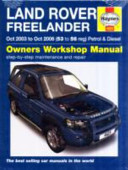 Land Rover Freelander Owners Workshop Manual