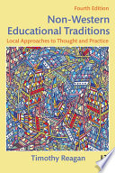 Non Western Educational Traditions