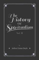 download ebook the history of spiritualism - pdf epub