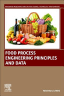 Food Process Engineering Principles and Data