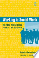 Working in Social Work