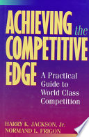 Achieving The Competitive Edge