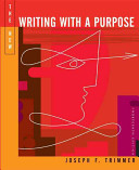 The New Writing With A Purpose With 2009 Mla Update Card