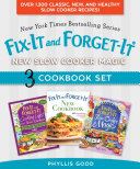Fix-It and Forget-It New Slow Cooker Magic Box Set Book