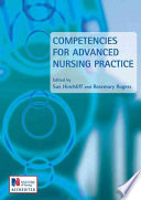 Competencies for Advanced Nursing Practice