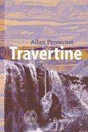 Travertine Book