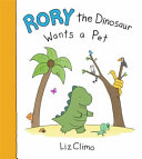 illustration Rory the Dinosaur Wants a Pet