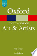 The Oxford Dictionary of Art and Artists
