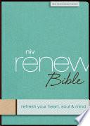 NIV, Renew Bible, eBook