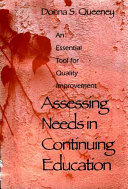 Assessing Needs In Continuing Education