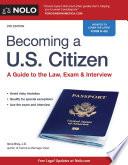 Becoming a U S  Citizen